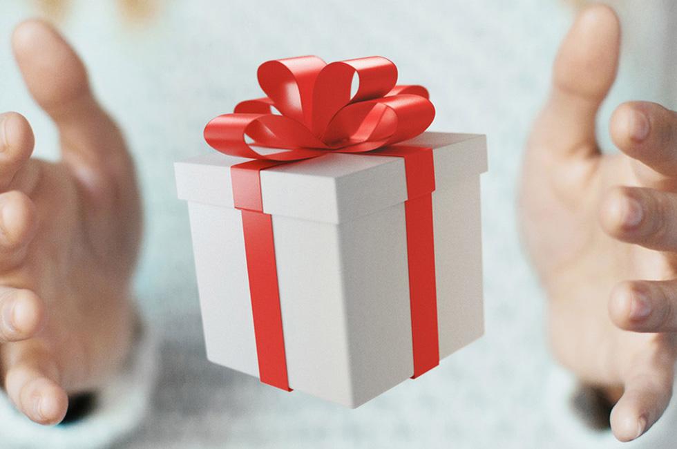 cadeau pour tout le monde