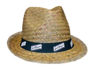 Chapeaux de paille personnalisables