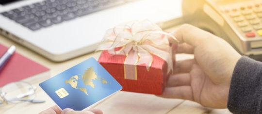 cadeaux carte American Express