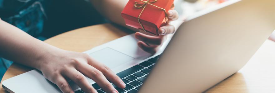 cadeau en ligne