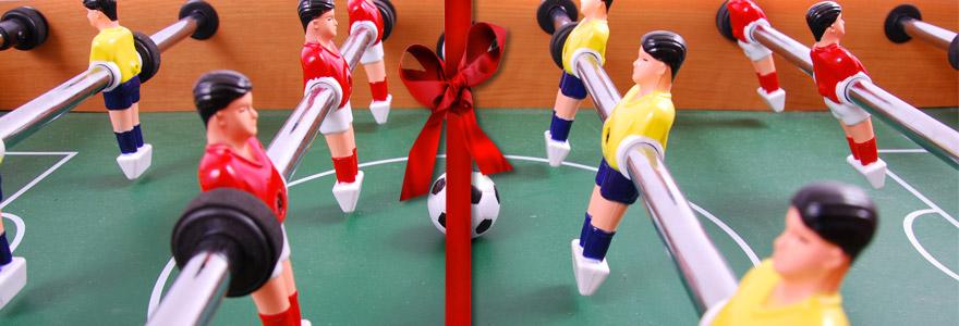 baby foot pour Noël