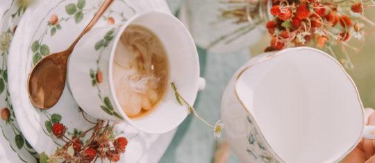 La thé box Palais