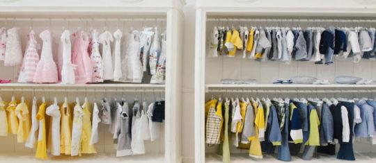 Trouver des vêtements de marque pour enfant et bébé