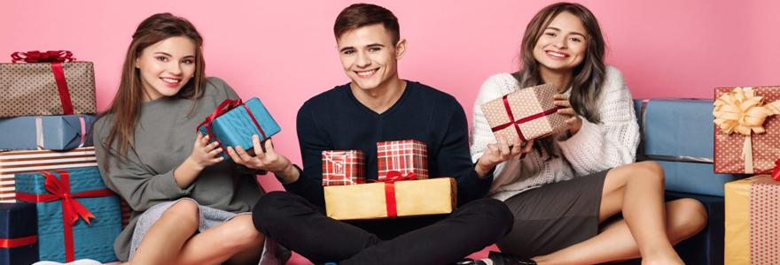 Cadeau idéal pour un adolescent