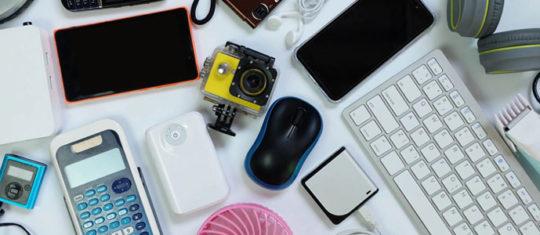 Gadgets high tech
