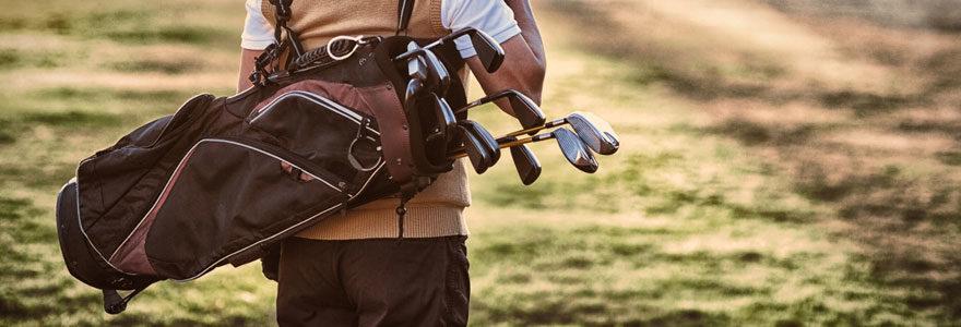Bien choisir un sac de Golf